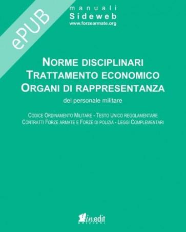 ePUB Norme disciplinari, Trattamento economico, Organi di rappresentanza
