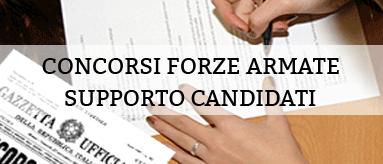 Supporto candidati per concorsi