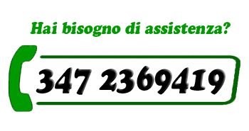 Servizio di Supporto Telefonico